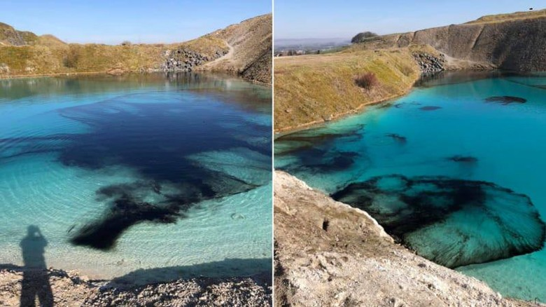Blue Lagoon Inggris