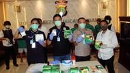 Polisi Gagalkan Peredaran 11 Kg Sabu di Jakbar, WN Malaysia Diburu
