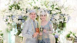 Jasa Rina Gunawan Untuk Pernikahan Angbeen Rishi dan Adly Fairuz