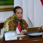 Jokowi PotekDana Desa Buat Bansos 10 Juta Keluarga
