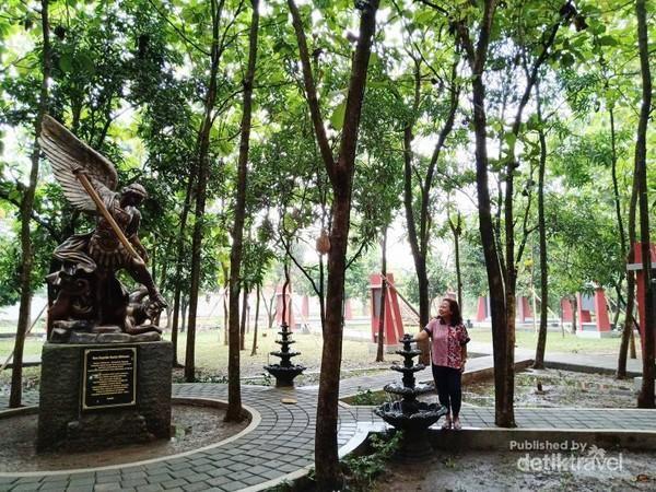 Taman Rohani Jati Segara Wening