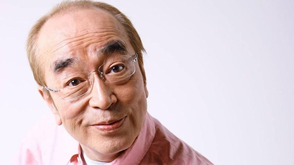 Komedian Jepang Ken Shimura Meninggal karena Virus Corona