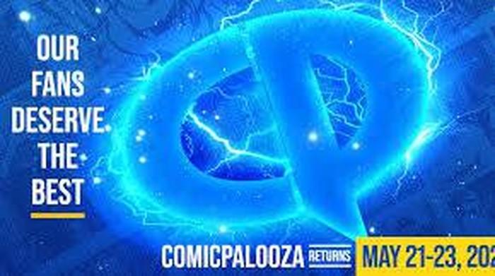Comicpalooza 2020