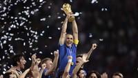 Pemain yang Tersisa dari Skuad Italia Juara Piala Dunia 2006