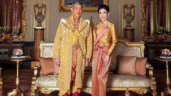 Raja Thailand Isolasi Diri dengan 20 Wanita di Hotel Mewah Jerman