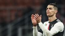Cerita Ronaldo Belikan iMac untuk Skuad Juventus Usai Dikartu Merah
