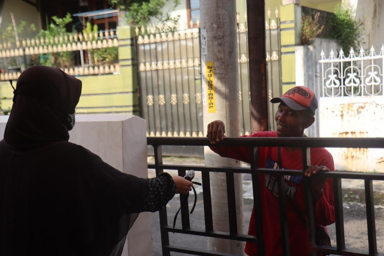 Inspiratif! Anak SMA Bandung Ini Bikin Gerakan Bantu1Ajak 2, Hadapi Corona