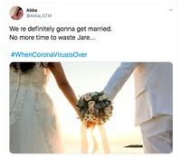 #whencoronavirusisover