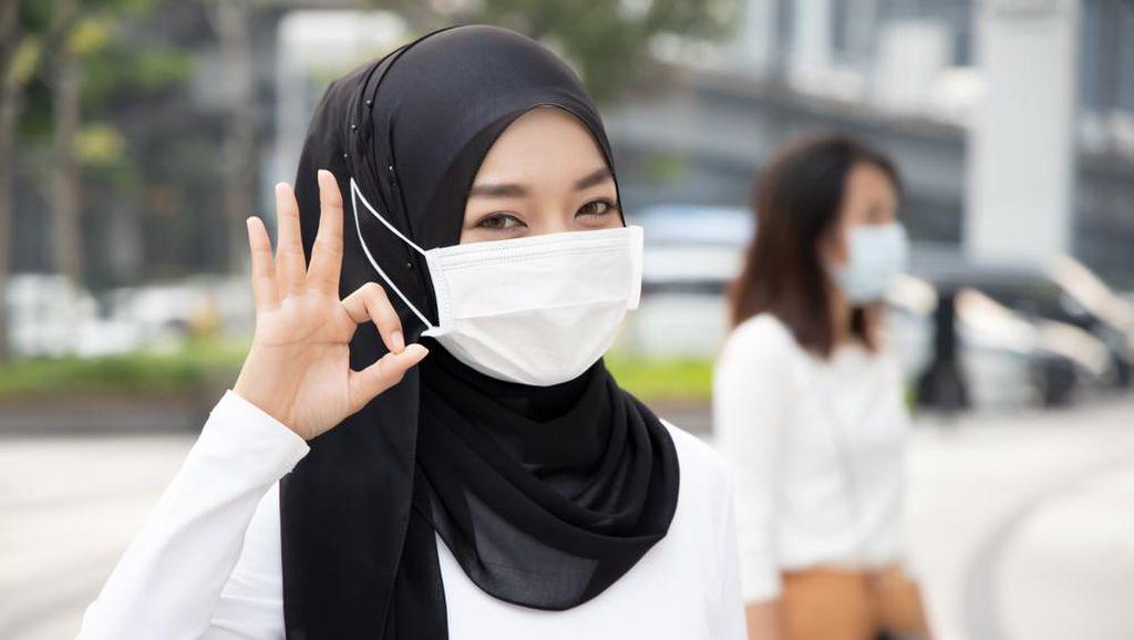 Berlakukan Wajib Masker, Walkot Padang: Pelanggar Didenda 2 Masker