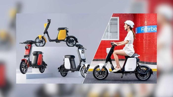 Motor listrik Xiaomi