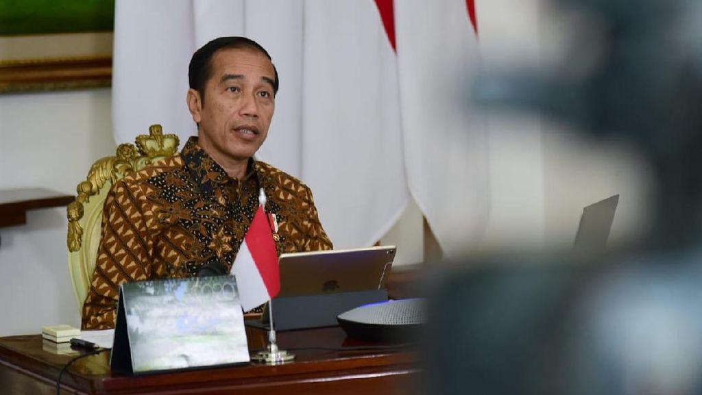 Darurat Corona, Jokowi Minta Padat Karya Tunai Ditambah 5 Kali Lipat