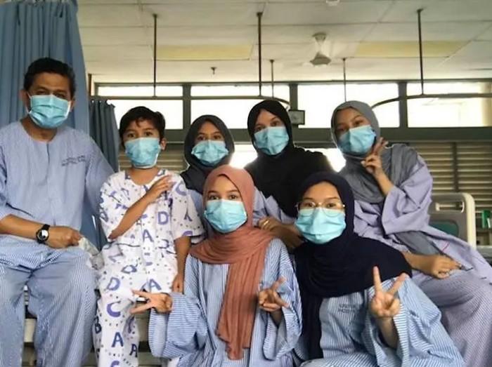 dokter dan keluarganya positif corona