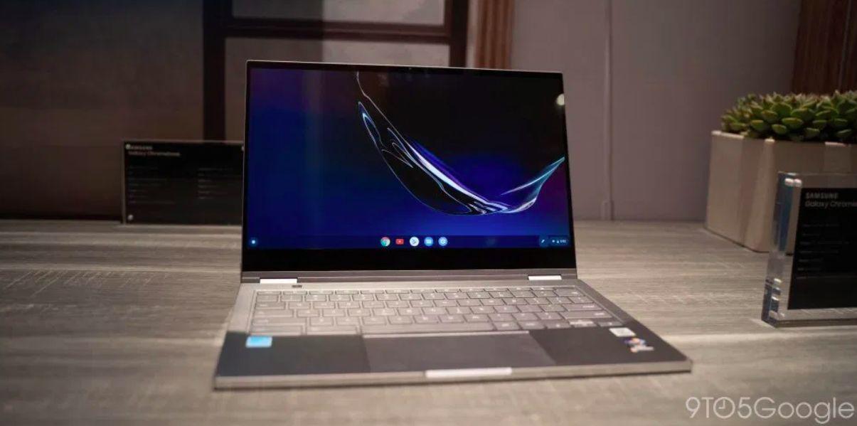 Galaxy Chromebook Premium Samsung Mulai Dijual 6 April