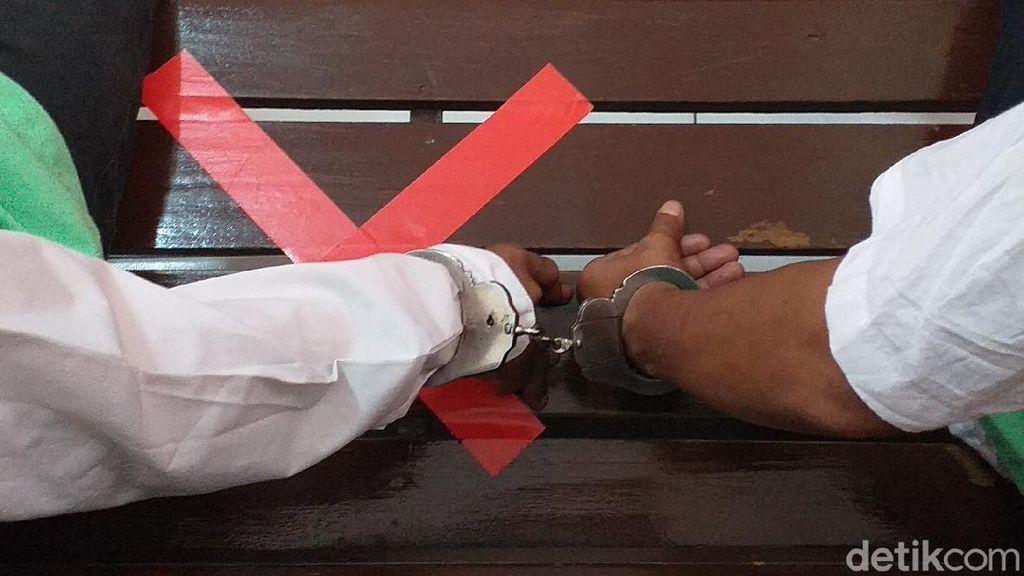 Pelimpahan Tersangka dari Polisi ke Kejaksaan Wajib Disertai Surat Bebas Corona