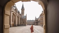 PemerintahanBelanda tetap berada di Den Haag. Badan pemerintahan utama Belanda, termasuk jenderal negara bagian, cabang eksekutif dan mahkamah agung, ada di kota ini selama berabad-abad (Foto: CNN)
