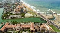 Kolombo adalah kota pantai dengan landmark era kolonial. Ini titik awal bagi sebagian besar wisatawan yang menjelajahi negara Sri Lanka (Foto: CNN)