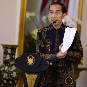 Proyeksi APBN Meleset, Jokowi Tegur Airlangga hingga Sri Mulyani