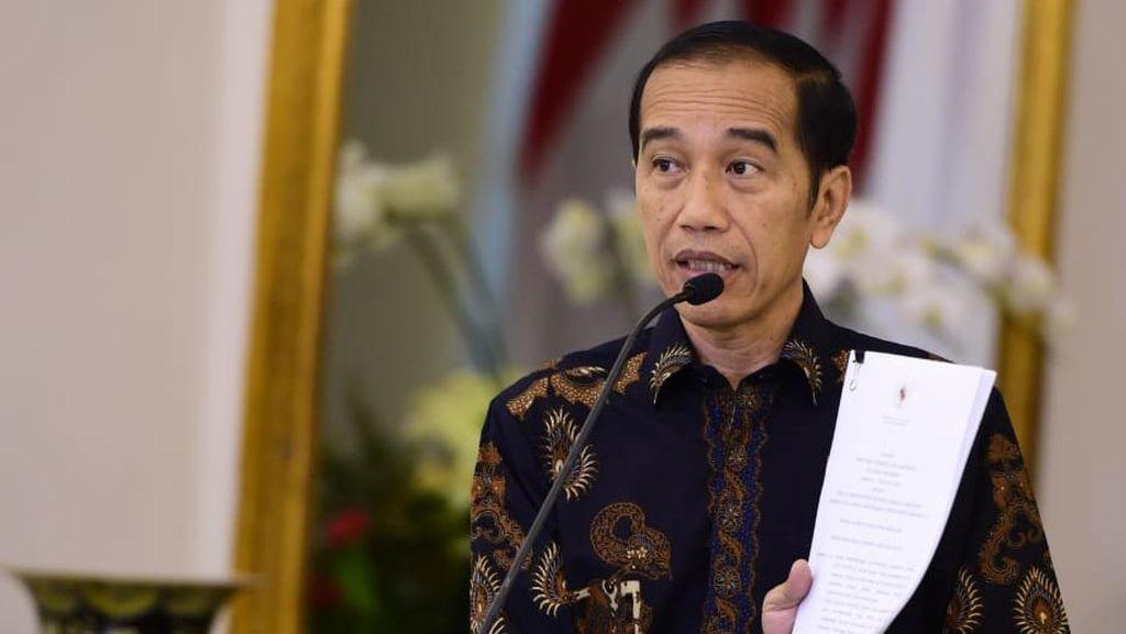 Jokowi Guyur Rp 75 T Dana Kesehatan Hadapi Corona, Ini Daftarnya