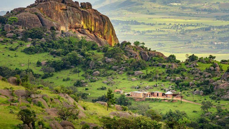 Kota Mbabane dan Lobamba di Kerajaan eSwatini