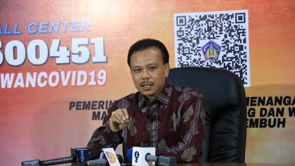 Kabar Baik, 4 Pasien Positif COVID-19 di Bali Dinyatakan Sembuh