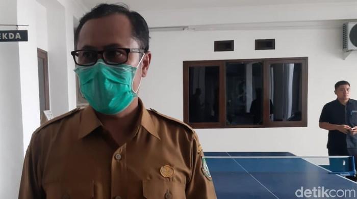 Wali Kota Sukabumi bantah pernyataan Ridwan Kamil soal hasil rapid test
