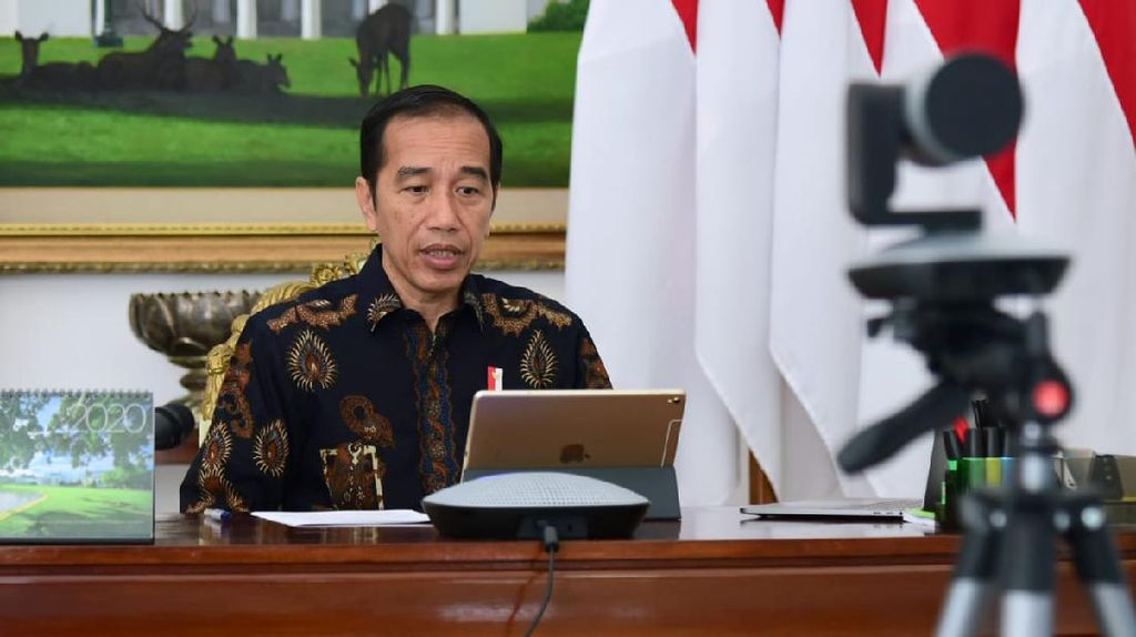 Poin-poin Instruksi Terbaru Jokowi Kucurkan Bansos Tangani Dampak Corona