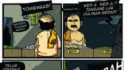 Unik Banget! Guyonan Komik Kancut Pakai Bahasa Jowoan