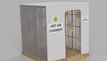 UGM Rancang Bilik Disinfektan Berbasis Udara Panas, Diklaim Lebih Aman