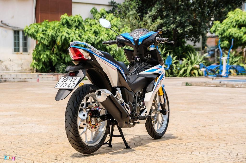 Modifikasi Honda Supra GTR150