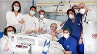 Kisah-kisah Menakjubkan Pasien Lansia yang Sembuh dari Virus Corona