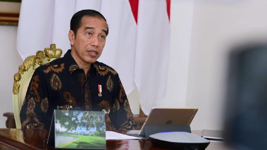 Instruksi Terbaru dan Pernyataan Lengkap Jokowi: Semua Harus Pakai Masker