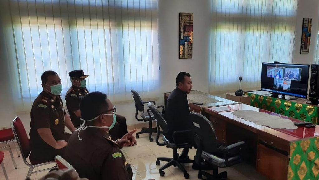 Cegah Penyebaran Corona, Seluruh Kejari di Bali Terapkan Sidang Online