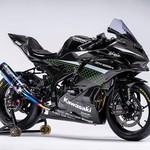 Sporty Banget, Kawasaki Ninja 250 4 Silinder Bersolek Ala Motor Balap