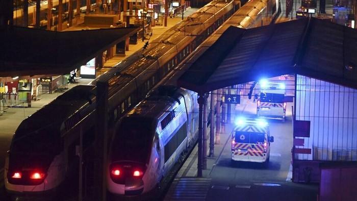 Kereta Cepat di Prancis