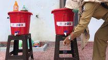 Di Bojonegoro, Pertamina EP Cepu Salurkan Bantuan Lawan Covid-19