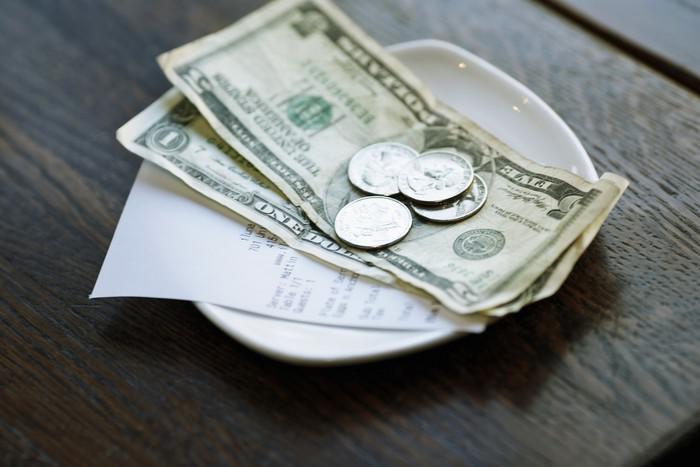 tip pelayan restoran