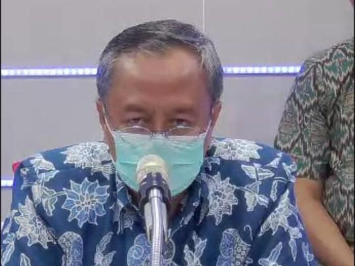 Kepala Dinas Kesehatan Kota Magelang Sri Harso, Selasa (31/3/2020).