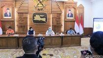 Setengah Wilayah Jawa Timur Sudah Masuk Zona Merah Corona