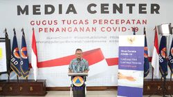 Pasien Corona Meninggal di Indonesia Hari Ini Jadi 240, Sembuh 222
