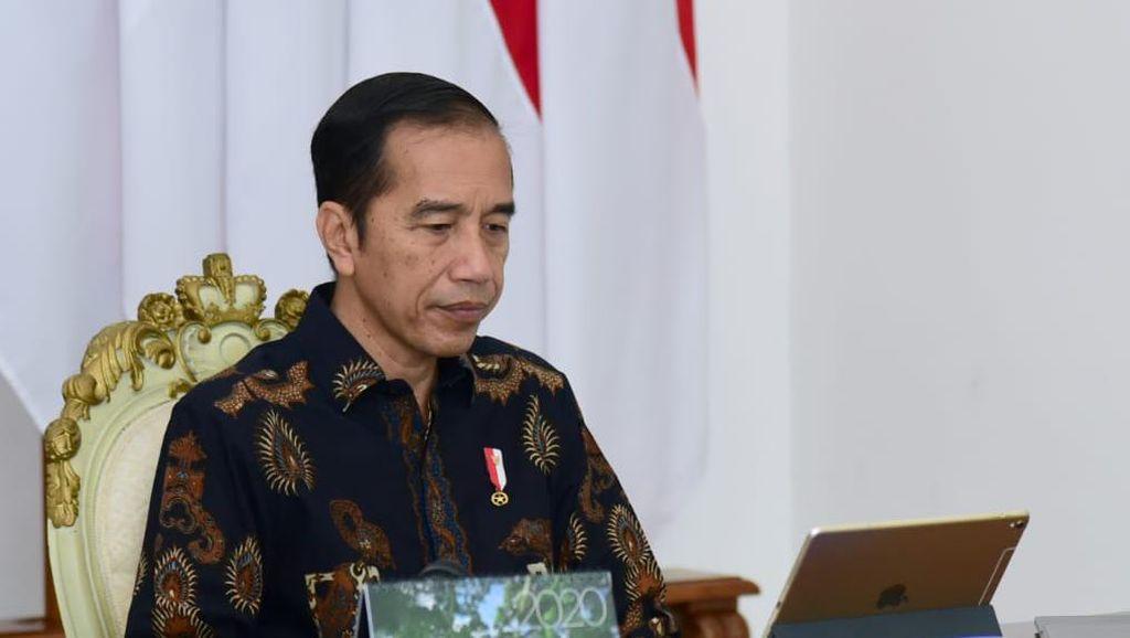 Jokowi Instruksikan Menteri Perbanyak Program Padat Karya Tunai