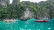 Kepulauan Phi Phi, Surga Dunia Asia Tenggara