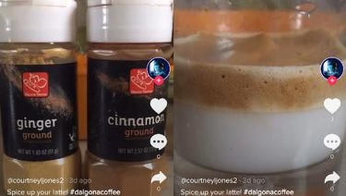 Resep variasi dalgona coffee
