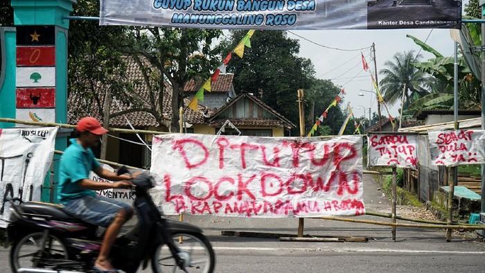 Kasus COVID-19 di Indonesia terbanyak berada di Jakarta. Sehingga wacana lockdown atau karantina wilayah sangat digencarkan untuk segera dilaksanakan.