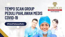 Bantu Atasi COVID-19 di Indonesia, Tempo Scan Group Sumbang Rp 17,5 M