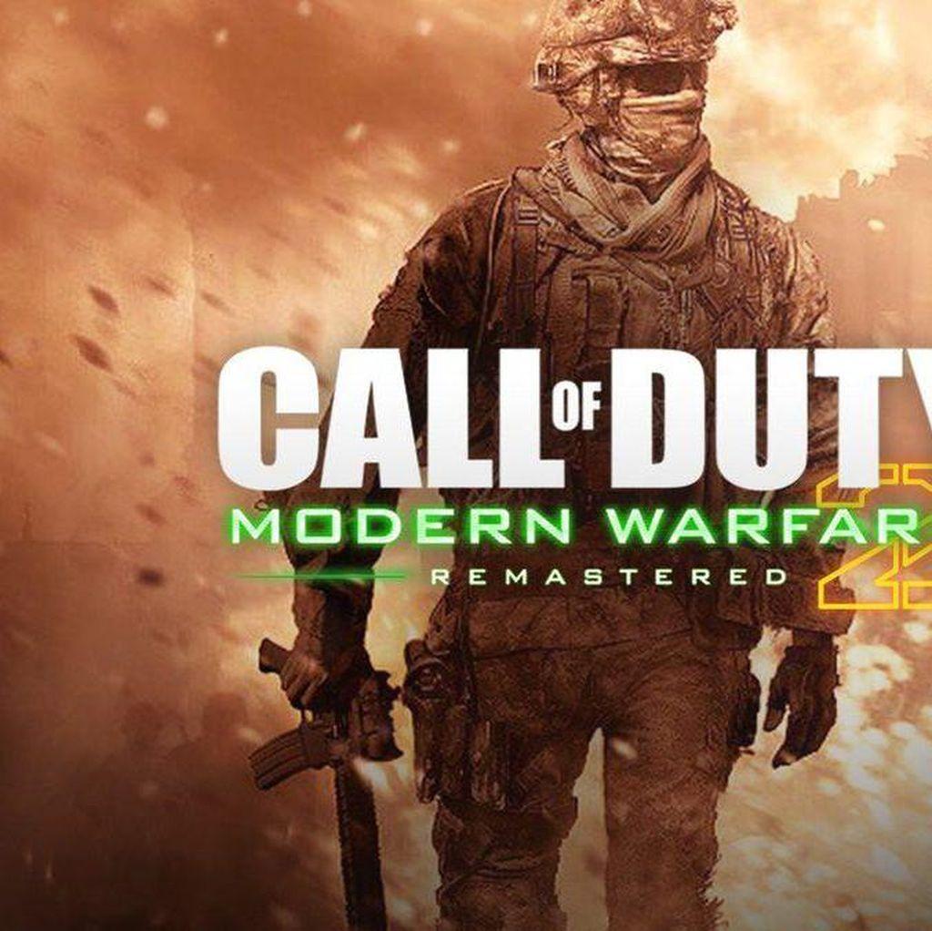 Modern Warfare 2 Remastered Sambangi PS4, PC & Xbox One Kapan?