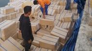 Bea Cukai Aceh Gagalkan Penyelundupan Rokok dari Thailand Senilai Rp 10,3 M
