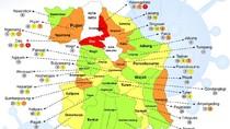 Kabupaten Malang Masuk Zona Merah Corona, Desa Diimbau Pasang Portal