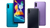 Samsung Diam-diam Resmikan Galaxy M11