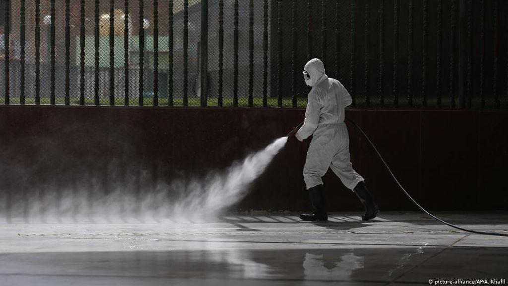 Warga Irak Tolak Pemakaman Korban Virus Corona