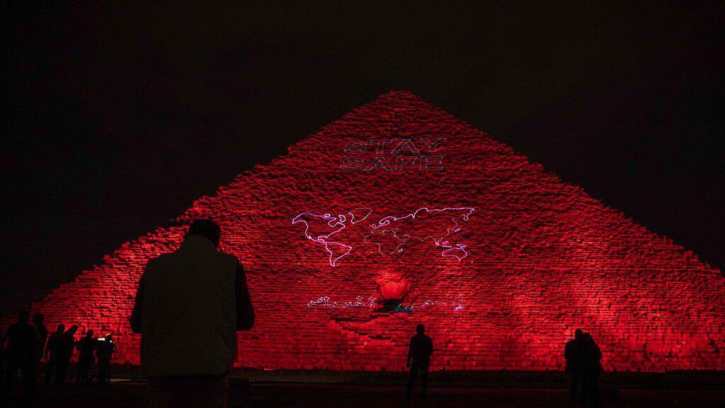 Mesir Buka Kembali Hotel untuk Wisatawan Lokal